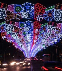 Christmas, Barcelona