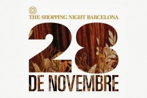 Барселона Shopping Night 2013