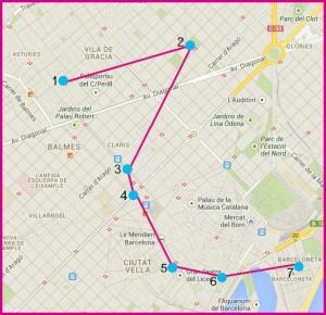 Barcelona Tapas Route