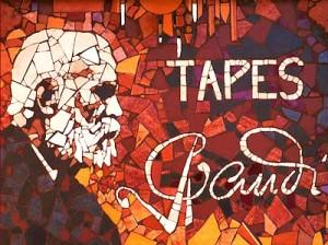 Tapes Gaudí, Barcelona