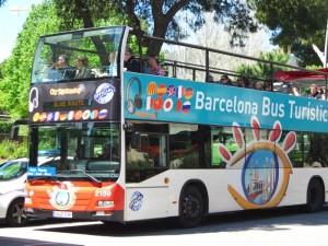 Bus Turístic, Barcelona