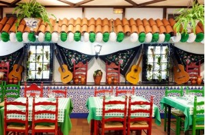 El Patio Andaluz, Barselona