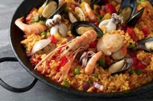 西班牙海鮮飯,巴塞羅那