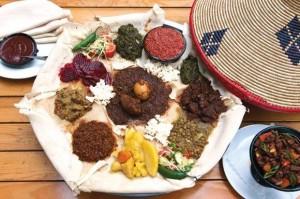 Ethiopian food Barcelona
