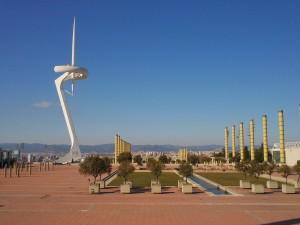 Anillo Olimpico Barcelona