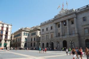 Plaça Sankt Jaume