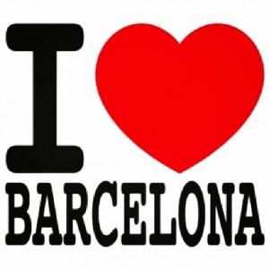 나는 바르셀로나를 사랑