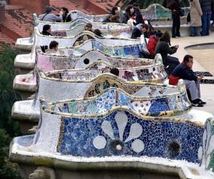 Park Güell Barcelona, Gaudí App