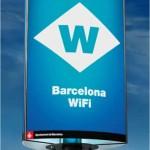 Барселона, свабоднай WiFi