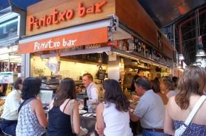 Bar Pinotxo- Barcelona