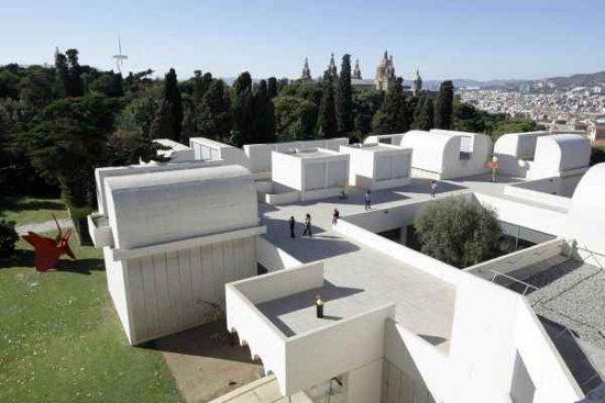 Fundacio Miro Barcelona
