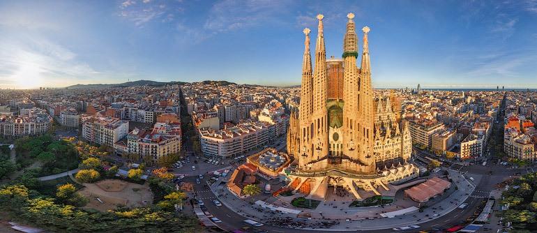 Дослідіть Барселона