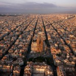 Barcelone From Above