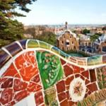 Gaudi Parku Guell