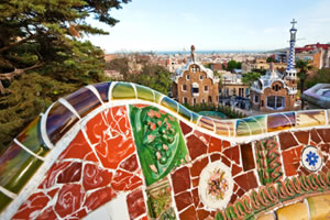 Gaudi parque Guell