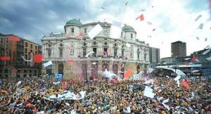 Aste Nagusia Festival Spain