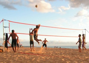 Beach Volley Barcelona