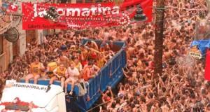 Tomato Festival Valencia