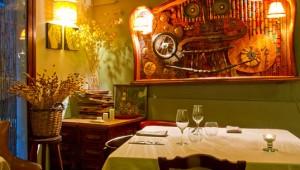 Gurqui Restaurant in Barcelona