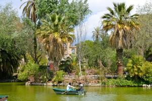 Cuitadella park Barcelona