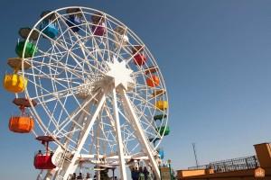 Tibidabo Ferris Wheel