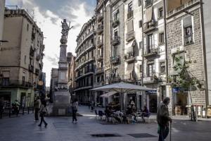 El Raval in Barcelona