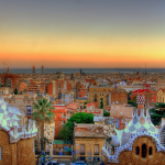 Viewpoint of Barcelona
