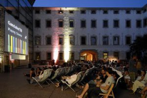CCCB Outdoor Cinema